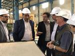"""West Tehran Sanitation Project"" was visited by Managing Director of Tehran Sewerage Co."
