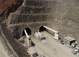 Shis – Khorfakkan road and tunnel phase 1