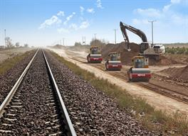 Karaj-Ghazvin Railway Project (Lot 2-Section II)