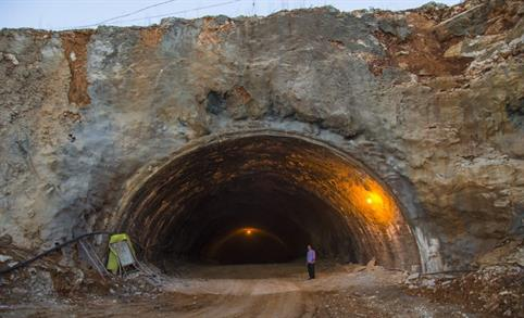Ghalajeh Tunnel & Access Road Project